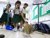 Дискутират въвеждане на японския модел при чистенето на класните стаи в училищата в Плевен