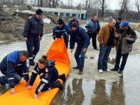 Екип от доброволното формирование в Долна Митрополия участва в обучение за реакция при наводнение