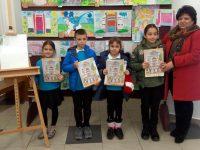 "Поредни отличия за ботевци от конкурса за детска рисунка ""Освобождението"""