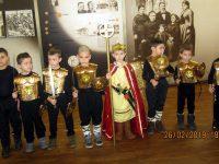 """Деца от ДГ """"Теменуга"""" – Плевен пресъздадоха събития от славното ни минало"""