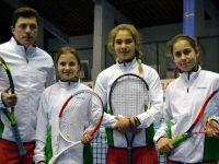 Роси и Йоана с победи на старта на турнира от Тенис Европа в Сливен