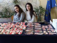 """Благотворителен базар се проведе в ПГ по туризъм – Плевен в подкрепа на каузата """"Чуй ме, аз говоря"""""""
