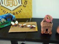 """Над 400 творби участваха в детския конкурс на изложението """"Пчеларство Плевен 2019"""""""