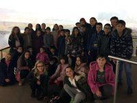"""Четвъртокласници на НУ """"Единство"""" посетиха Панорамата"""