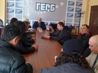 Депутатът Владислав Николов се срещна с кметовете на малките населени места в община Плевен