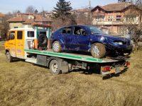 Само с материални щети се размина катастрофа на пътя Плевен – Коиловци