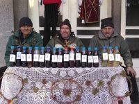 Избраха майсторите на най-доброто домашно вино в село Радомирци
