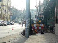 Ремонтът на тротоари в Плевен продължава и тази седмица