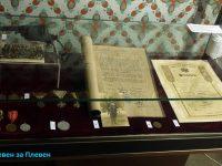 Лични вещи, медали и документи на опълченци от Плевен показват от днес в изложба
