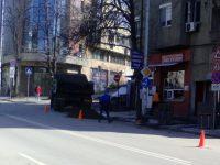 Продължават ремонтите на тротоари в Плевен