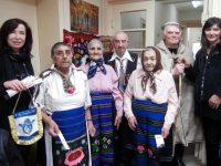 Лайънс Клуб Плевен посрещна Баба Марта с възрастните хора от Дома в Бохот