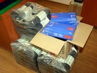 """""""Екопак"""" има готовност да предостави на плевенчани още 2000 чувала и 2000 чифта ръкавици"""