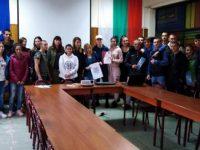 Тереза Маринова гостува в училището, дало й старт по пътя към големия спорт
