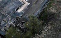 Чужденци оцеляха по чудо при катастрофа край Гривица
