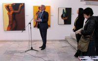 Георг Спартански: Картините са дирята на Тома Трифоновски, която ще бъде помнена вечно
