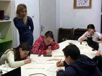 """В РИМ – Плевен деца изработиха заглавната страница на """"Рибния буквар"""""""