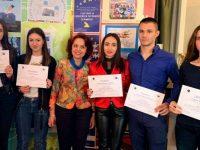 10 национални грамоти за Езикова гимназия – Плевен