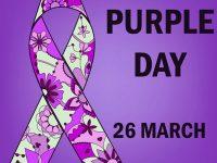 Защо на 26 март се обличаме в лилаво?