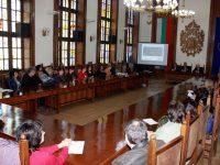 """За по-чист Плевен си подадоха ръка Общината, """"Екопак"""" и директори на детски градини и училища"""