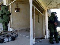 Военни от Белене проведоха съвместна подготовка с екипи на Военна полиция