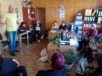 Приемни родители и деца от Плевенско участваха в обучение, посветено на сексуалното здраве