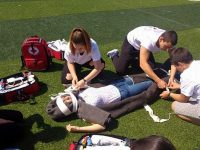 В 7 училища в Плевенско стартира обучение на Ученическите екипи по първа помощ