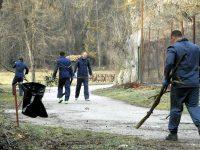 Продължават акциите по почистване в Кайлъка с участието на затворници