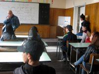 В ПГМХТ – Плевен дискутираха дългосрочните последствия от употребата на наркотици