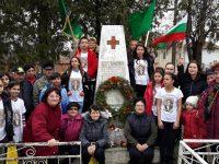 С празнично шествие и поднасяне на цветя в Асеновци отбелязаха Трети март