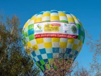 Безплатни привързани полети с въздушен балон ще има утре в Плевен