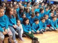 """Първокласниците на НУ """"Христо Ботев"""" – Плевен станаха част от програма """"Защита от кариес за деца"""""""