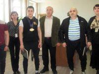 Кметът на Червен бряг се срещна с шампиона Карлос Насар