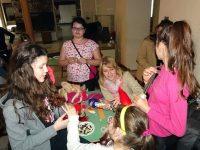 Близо 200 ученици участваха в работилницата за обредни маски на РИМ-Плевен