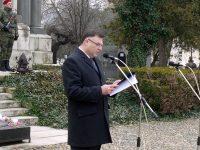 Областният управител Мирослав Петров: Днес тържествуват безсмъртието, признателността, свободата