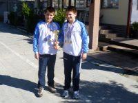 Плевенските плувци Алекс и Дейвид Найденови с нови медали