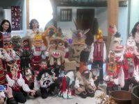 """""""Многознайковци"""" проведоха кукерски празници в РИМ-Плевен"""