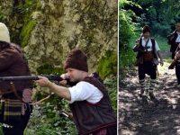 Исторически събития отпреди стотици години оживяват днес край Писарово
