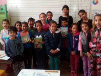 С поредица инициативи отбелязаха Седмицата на детската книга в училището в Търнене