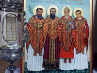 Икона на четирима български мъченици ще подарят беленчани на Папа Франциск