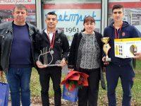 Ученици от ПГМЕТ – Червен бряг станаха първи и втори на Националното състезание за най-добър заварчик
