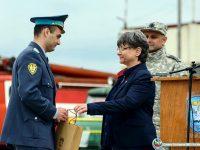 Курсант Христо Владев е тазгодишният носител на Академичната награда на Община Долна Митрополия