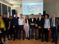 Отлични познания за Търновската Конституция показаха ученици от Езиковата в Плевен
