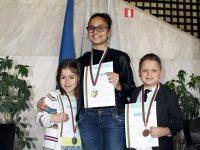 """Поредни медали за ученици от ОУ """"Васил Левски"""" – Плевен"""