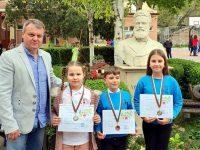 Ботевци с отлично представяне във Великденско математическо състезание
