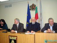 Кандидатът за евродепутат Александър Йорданов бе в Плевен за среща с активисти на СДС от Северозапада