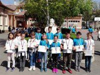 """Ботевци грабнаха 28 медала от международния турнир """"Математика без граници"""""""