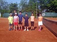 В Плевен се проведе Регионален турнир по тенис за момчета и момичета до 12 години