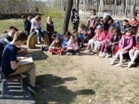 """ДГ """"Първи юни"""" – Плевен посрещна свои бивши възпитаници в Седмицата на детската книга"""
