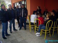 Евродепутатът Ангел Джамбазки бе гост на събора на ВМРО в Рупци (снимки)