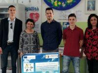 Ученици от Езикова гимназия – Плевен създадоха европейски училищен екокод в Италия